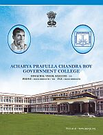 Acharya Prafulla Chandra Roy 